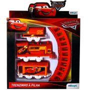 Trenzinho A Pilha Carros Disney