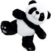 Urso de Pelúcia Panda Fizzy com Altura de 28 cm