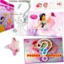 Sacolinha Divertida  Jasmine com Anel  Princesas Disney - OMEGA TOYS