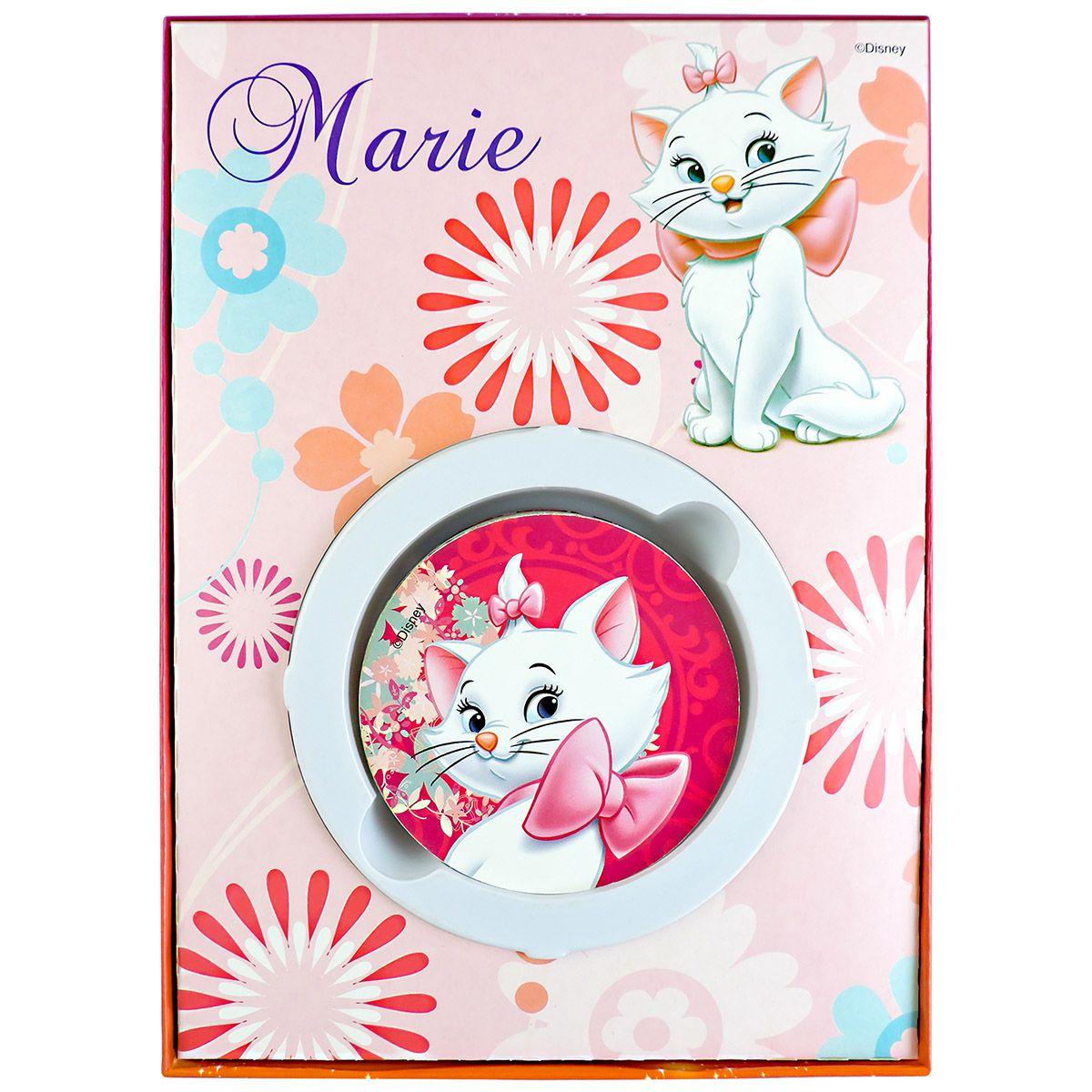Baralho Redondo Gata Marie Disney Jogo Cookie Cards Toyster