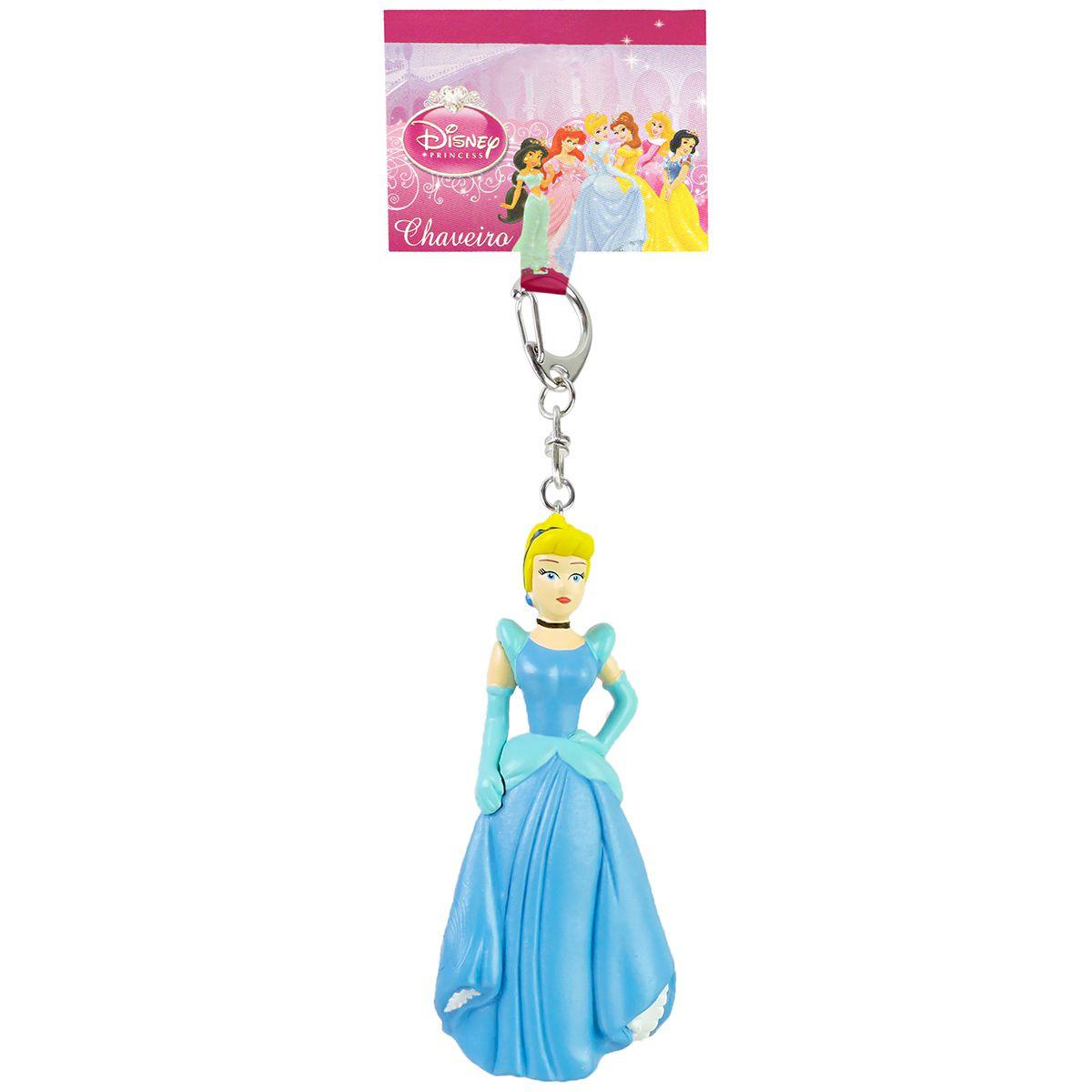 Chaveiro Cinderela Princesas Disney