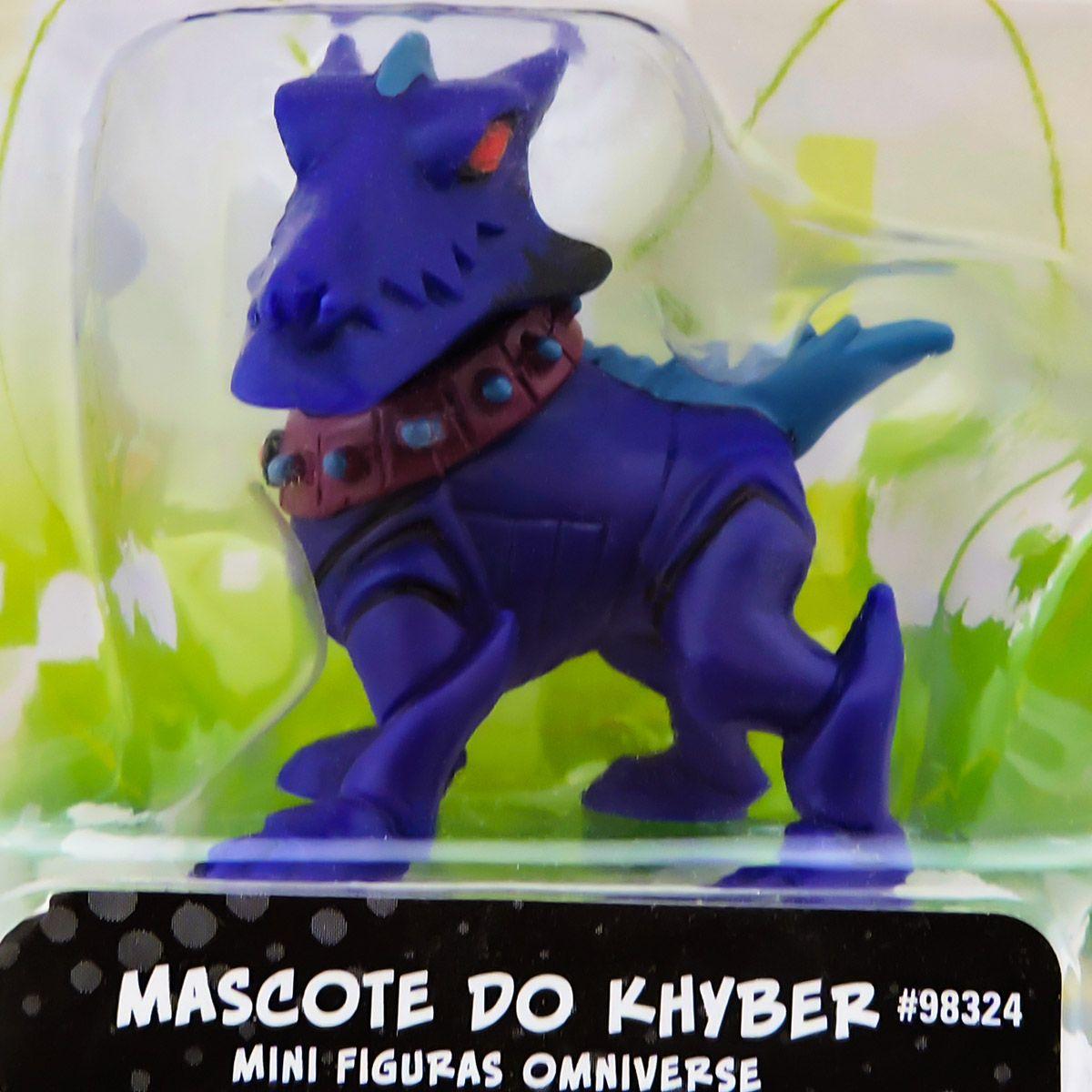 Miniatura Ben 10 Mascote Do Khyber  Omniverse - Sunny