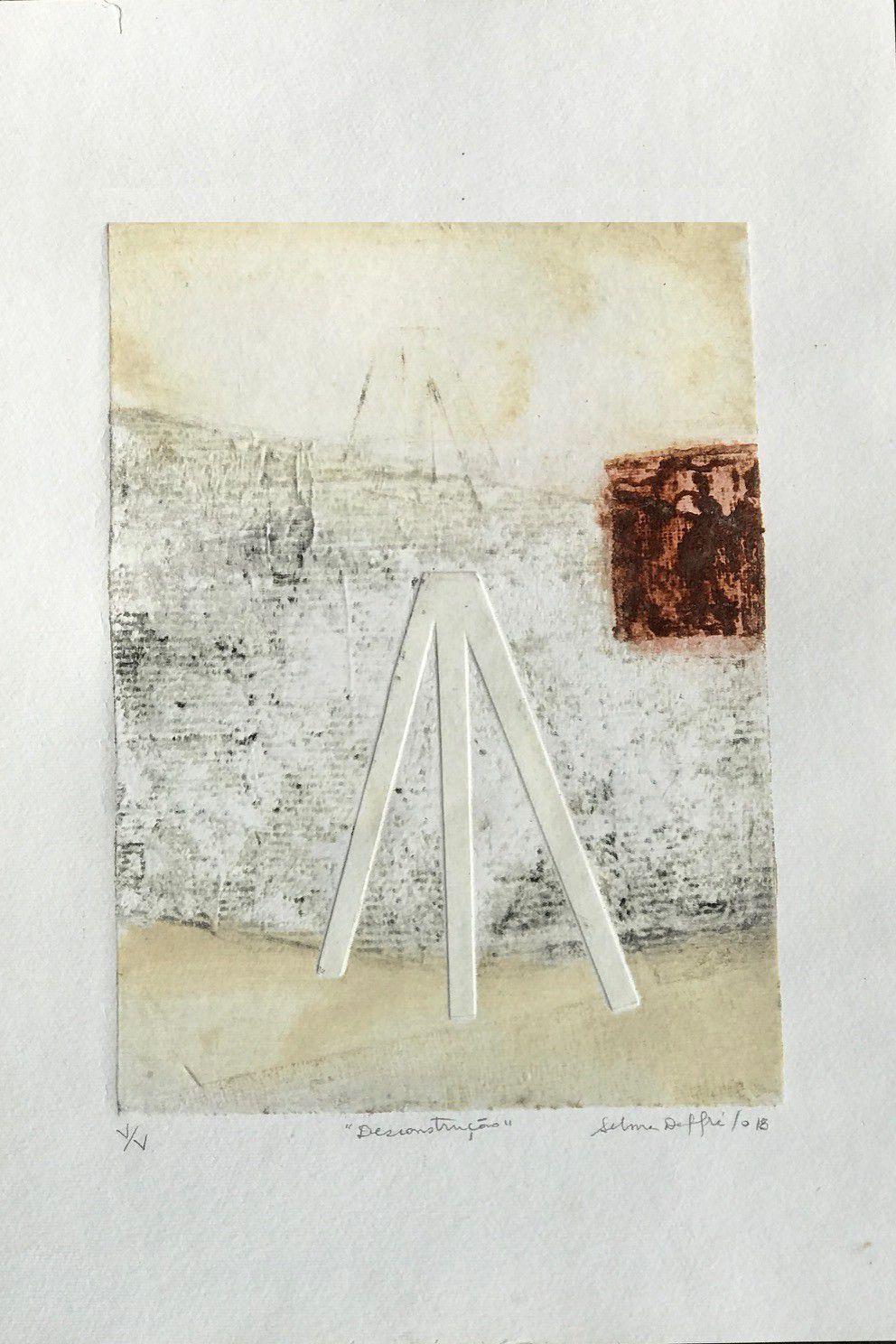Selma Daffre - Desconstrução V