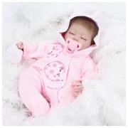 Boneca Bebê Reborn Laura Baby Yasmin