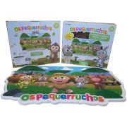 Brinquedo Quebra Cabeça Infantil em EVA com 25 peças grandes - Os Pequerruchos