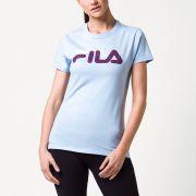 Camiseta Feminina Fila - Letter 3