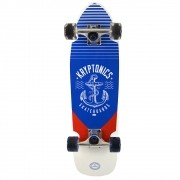 Cruiser Kryptonics White Anchor 29""
