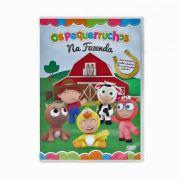 DVD: Os Pequerruchos Na Fazenda