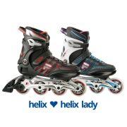 Kit dia dos namorados - Helix e Helix Lady