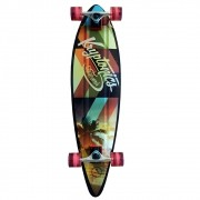 Longboard Kryptonics Slanted 37""