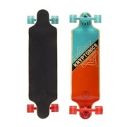 Longboard Kryptonics Triangles 32""