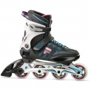 Patins Fila Helix Lady 80mm/82A ABEC 5