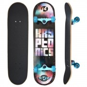 Skate Pro Completo Kryptonics Galaxy Maple 7 Camadas