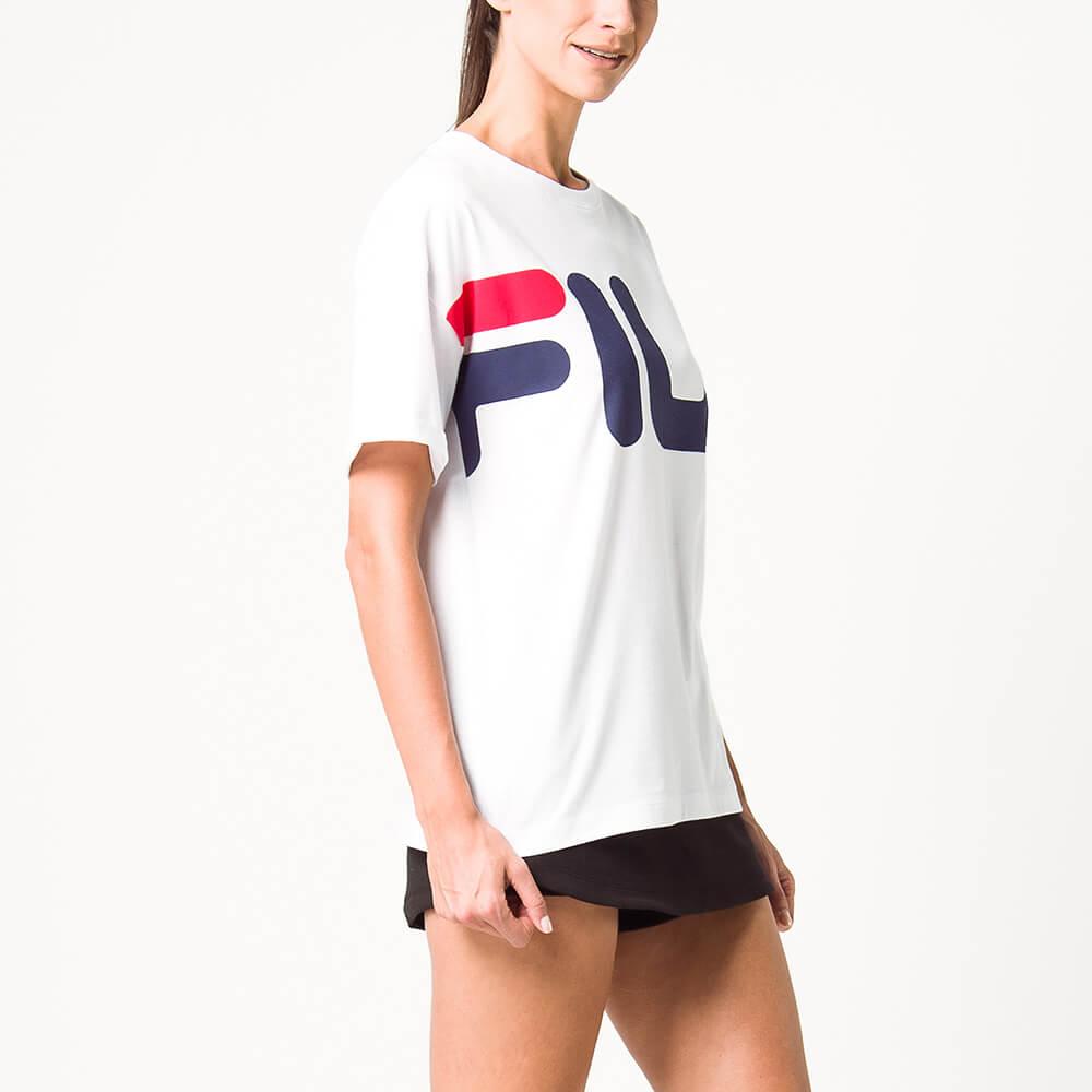 Camiseta Feminina Fila - Fine Letter