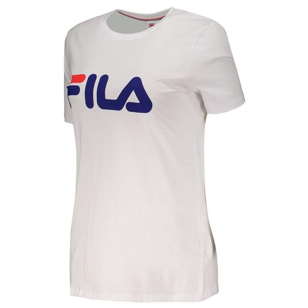 Camiseta Feminina Fila Fine Letter III