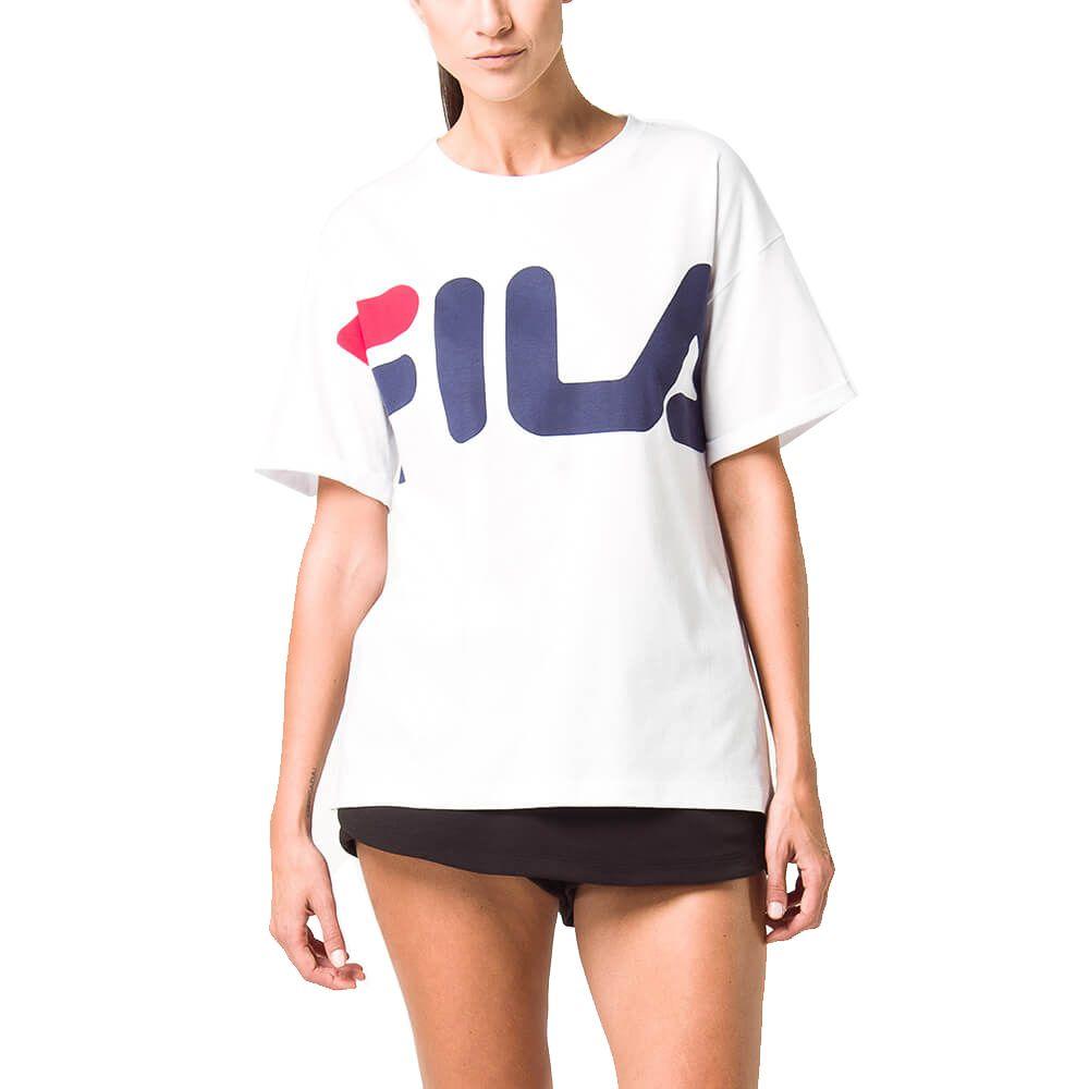 Camiseta Feminina Fila Nine Letter