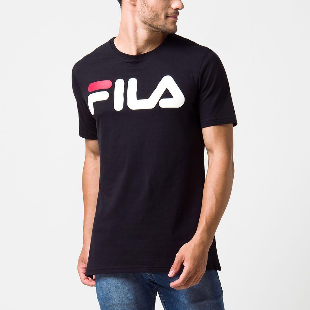 Camiseta Masculina Benito Fila
