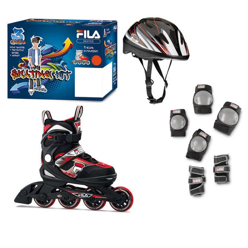 Combo J-One Boy Fila Skates