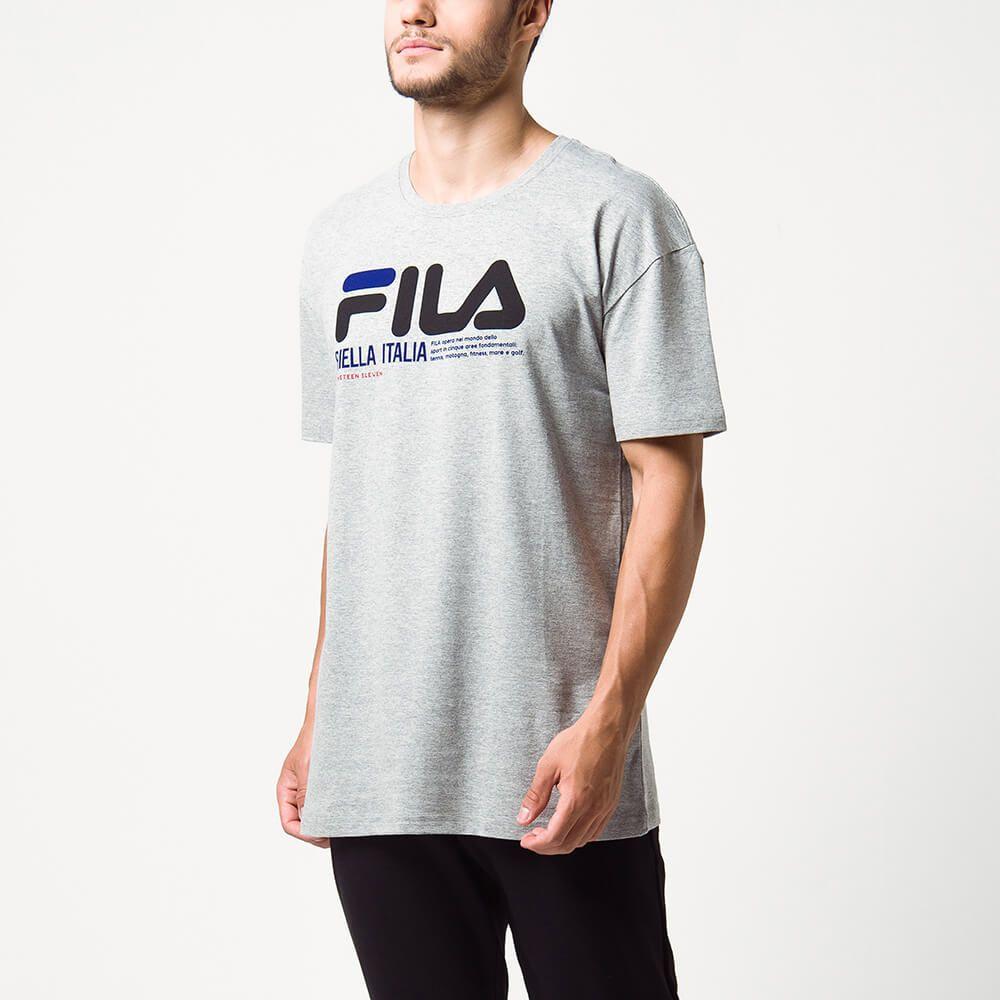 Combo Paizão Camiseta Fila + Boné