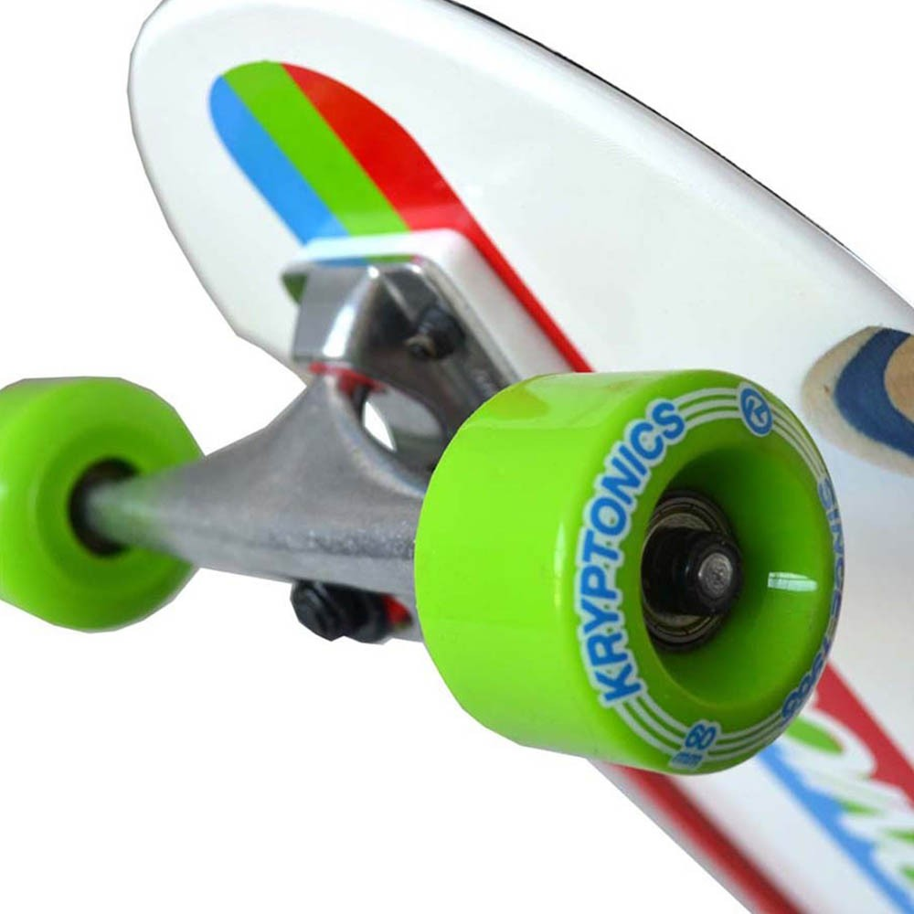 Cruiser Kryptonics RGB 29,75x10´ Rodas 60x40mm ABEC 5