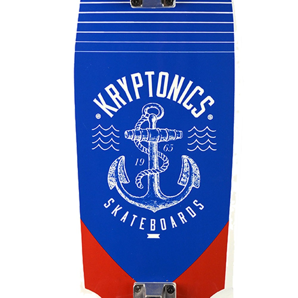 Cruiser Kryptonics White Anchor 29