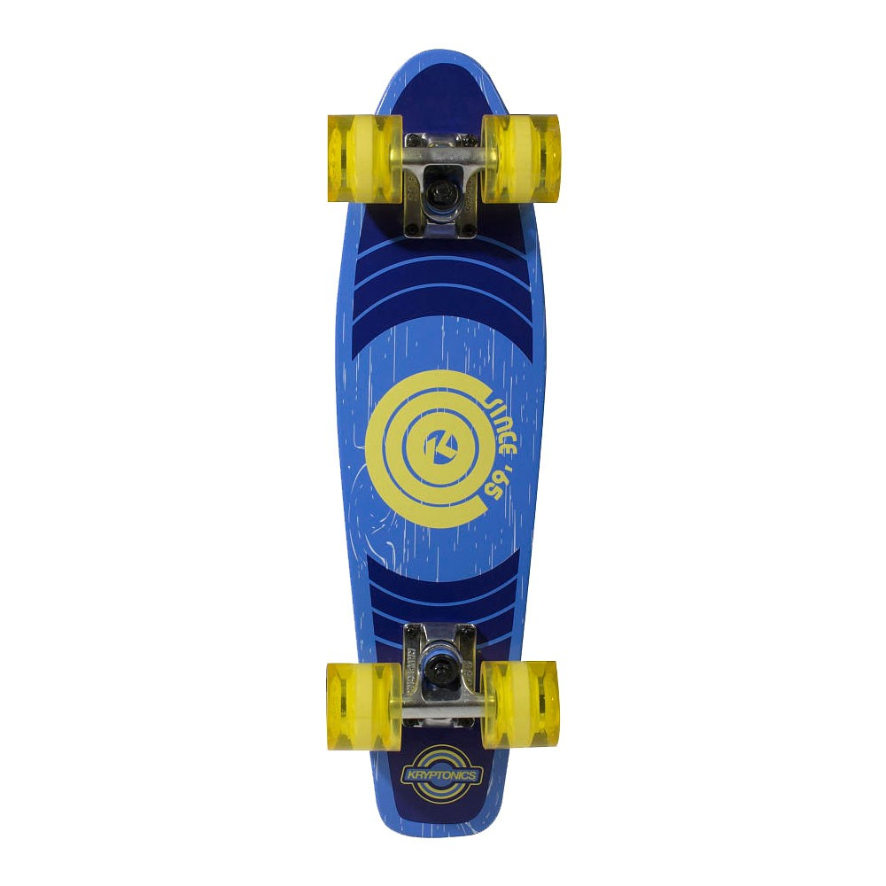 Cruiser Torpedo Kryptonics Wood Circles