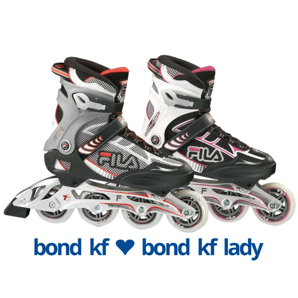 Dia dos namorados - Kit Bond Kf e Bond KF Lady