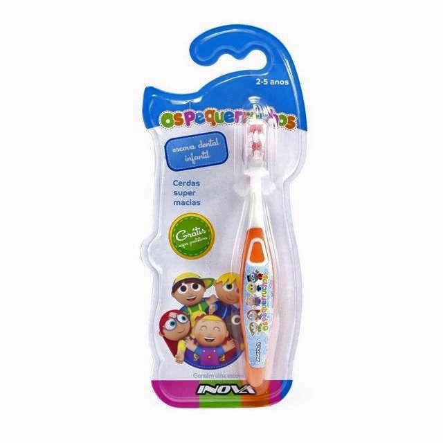 Escova de dentes - Os Pequerruchos
