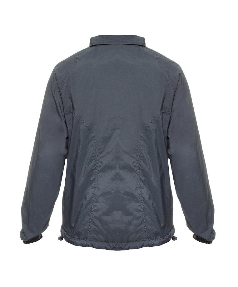 Jaqueta Masculina Running CLN Divoks com Proteção UV Cinza