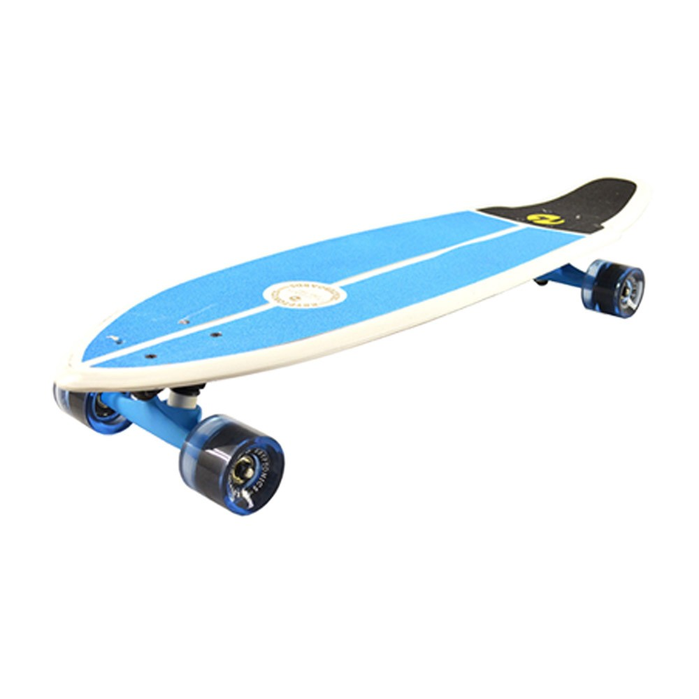 Longboard Kryptonics Sunshine Palm 34""