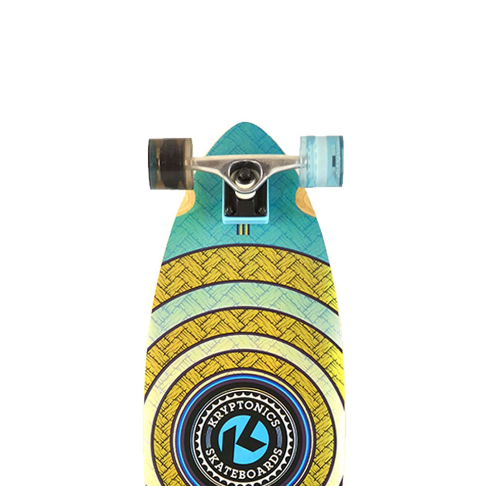 Longboard Kryptonics Weaved 37""