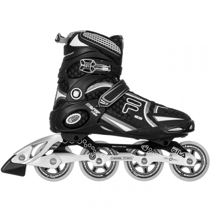 Patins Fila Master Wave 80mm/82A ABEC 7