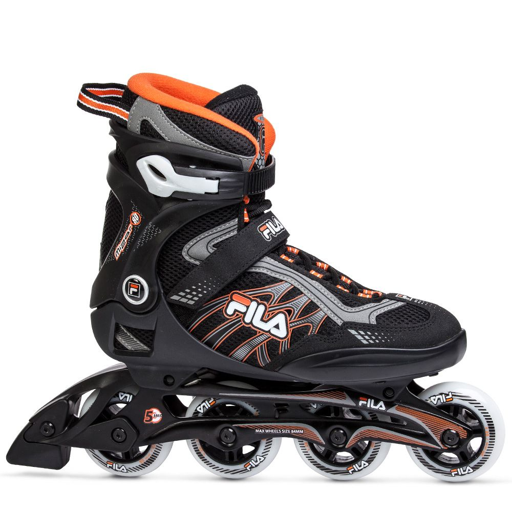 Patins Fila Mizar 80mm/82A ABEC 5