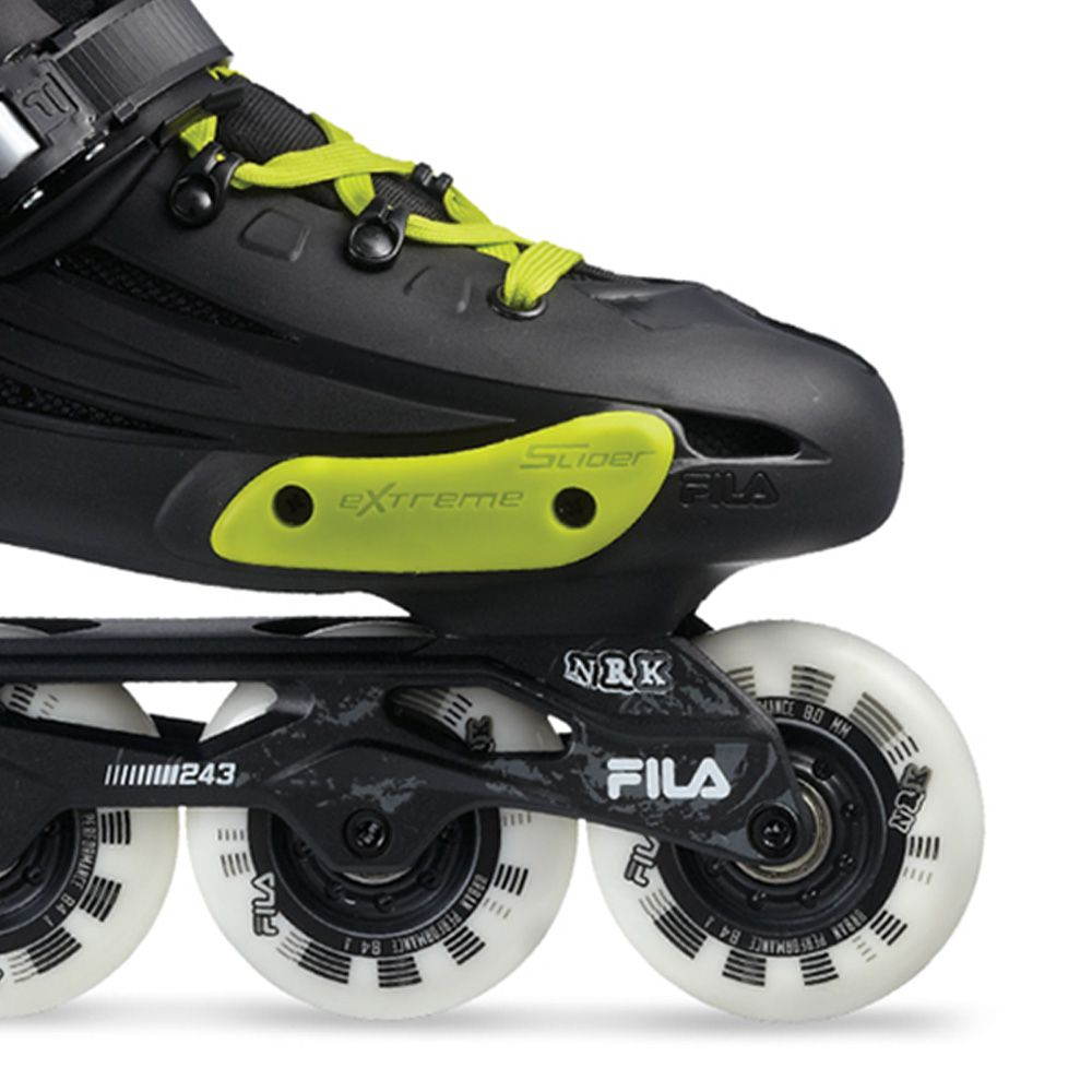 Patins Fila NRK FUN 80mm/84A ABEC 7 F19