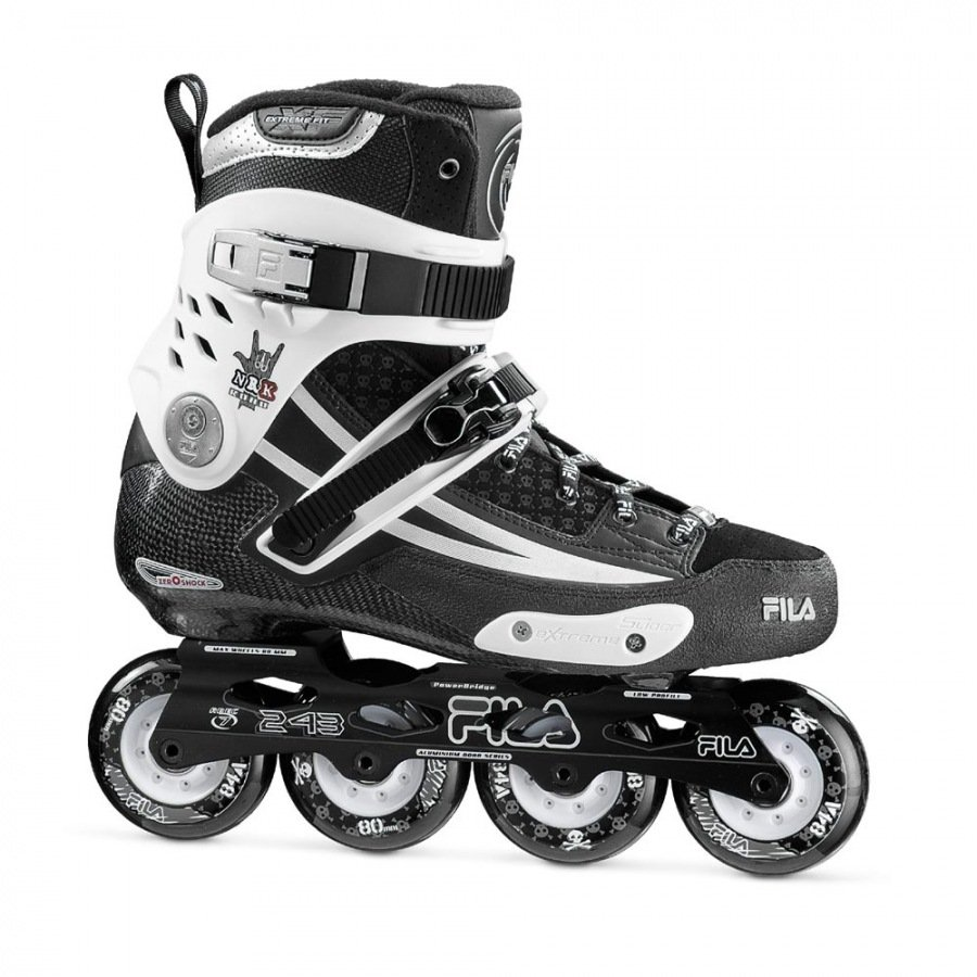 Patins Fila NRK Road 80mm/84A ABEC7
