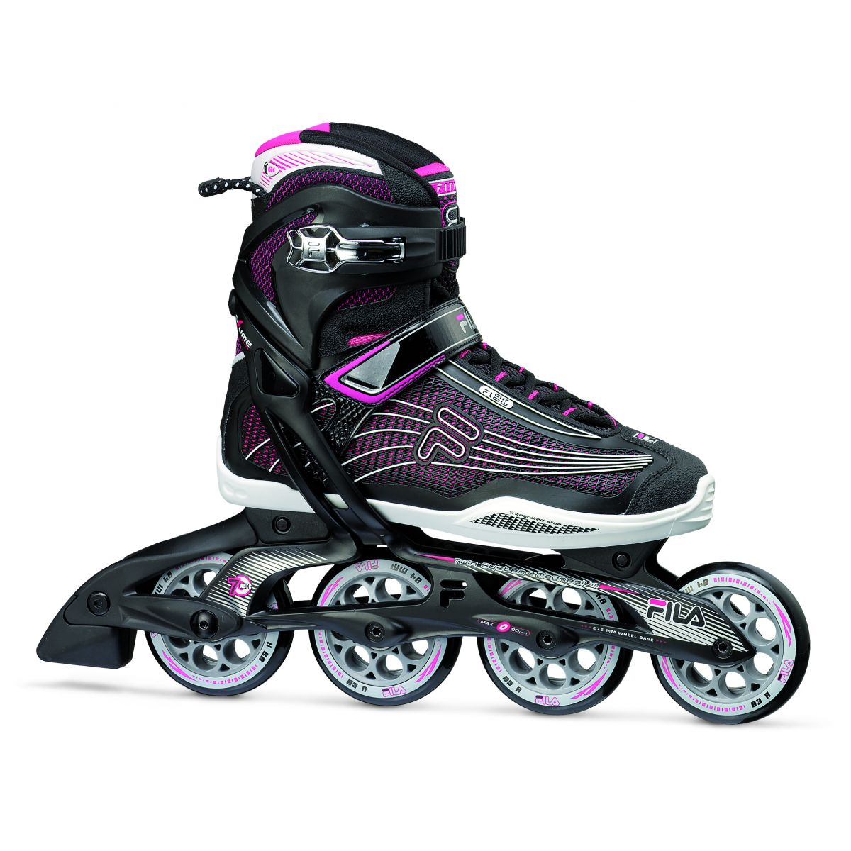 Patins Fila Plume Lady 84mm/83A
