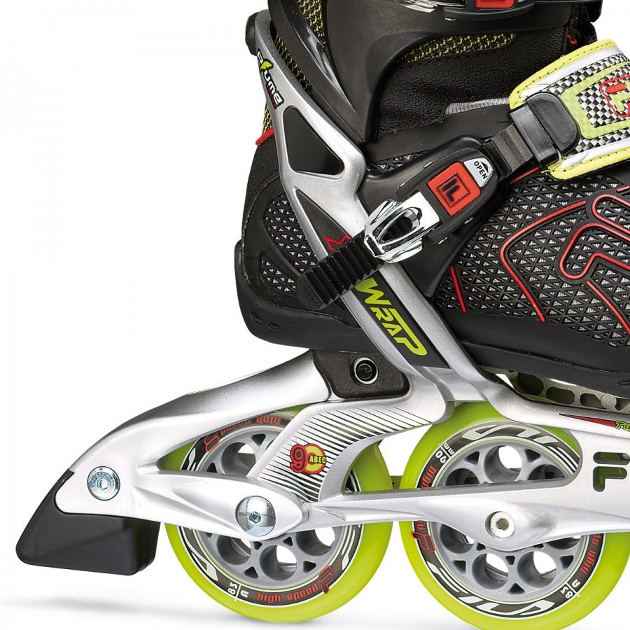 Patins Fila Plume X-Wrap 90mm/83A