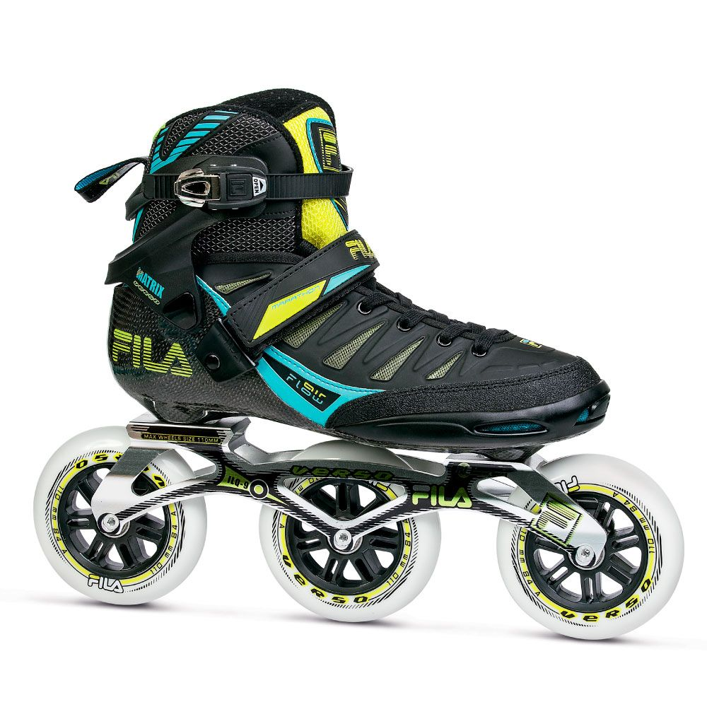 Patins Fila Matrix Verso 3x110mm/84A ILQ 9