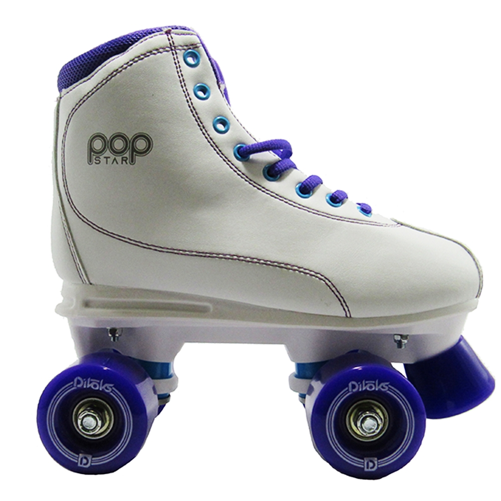 Patins Quad Adulto Divoks Pop Star
