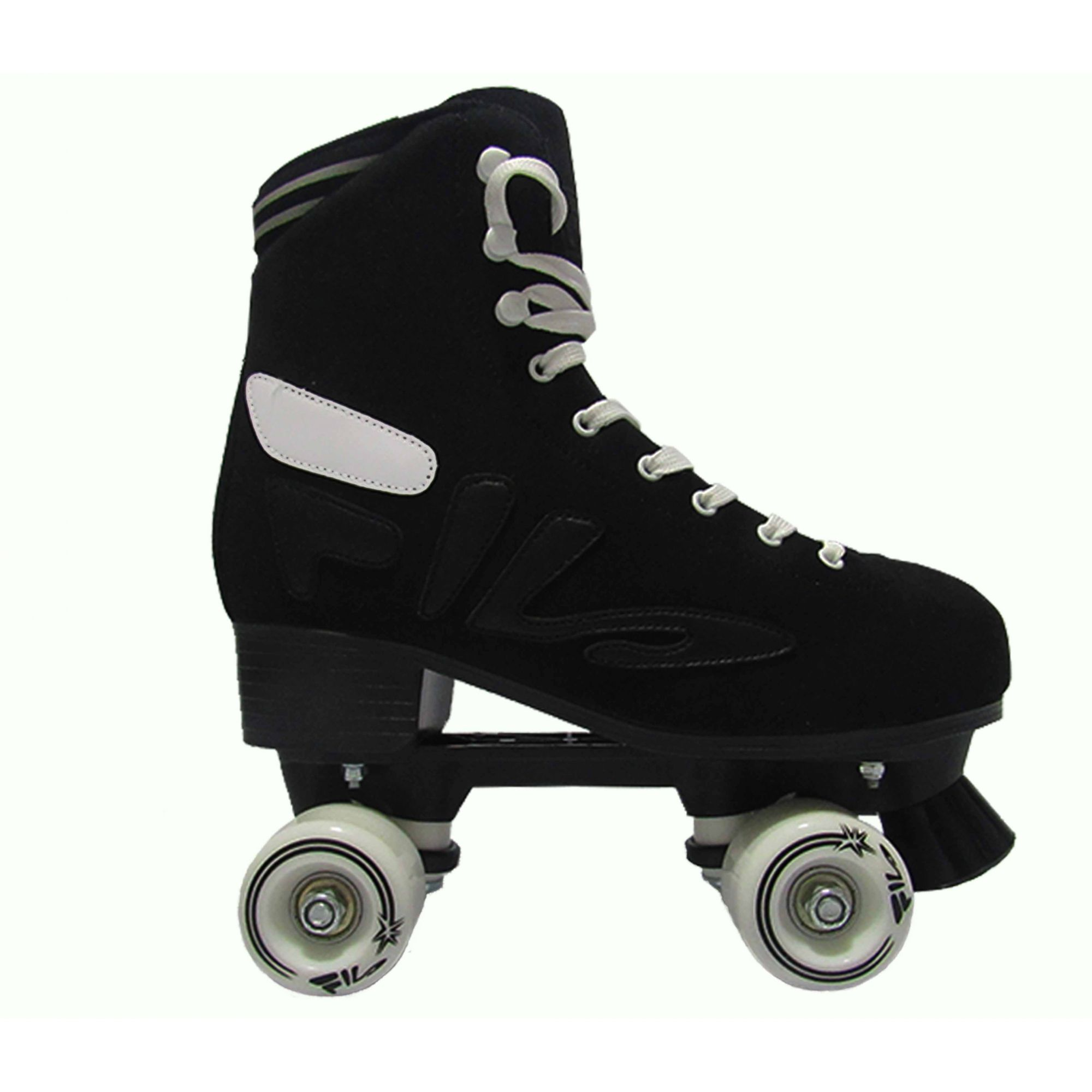 Patins Fila Logo Black Abec 7 Mindblower