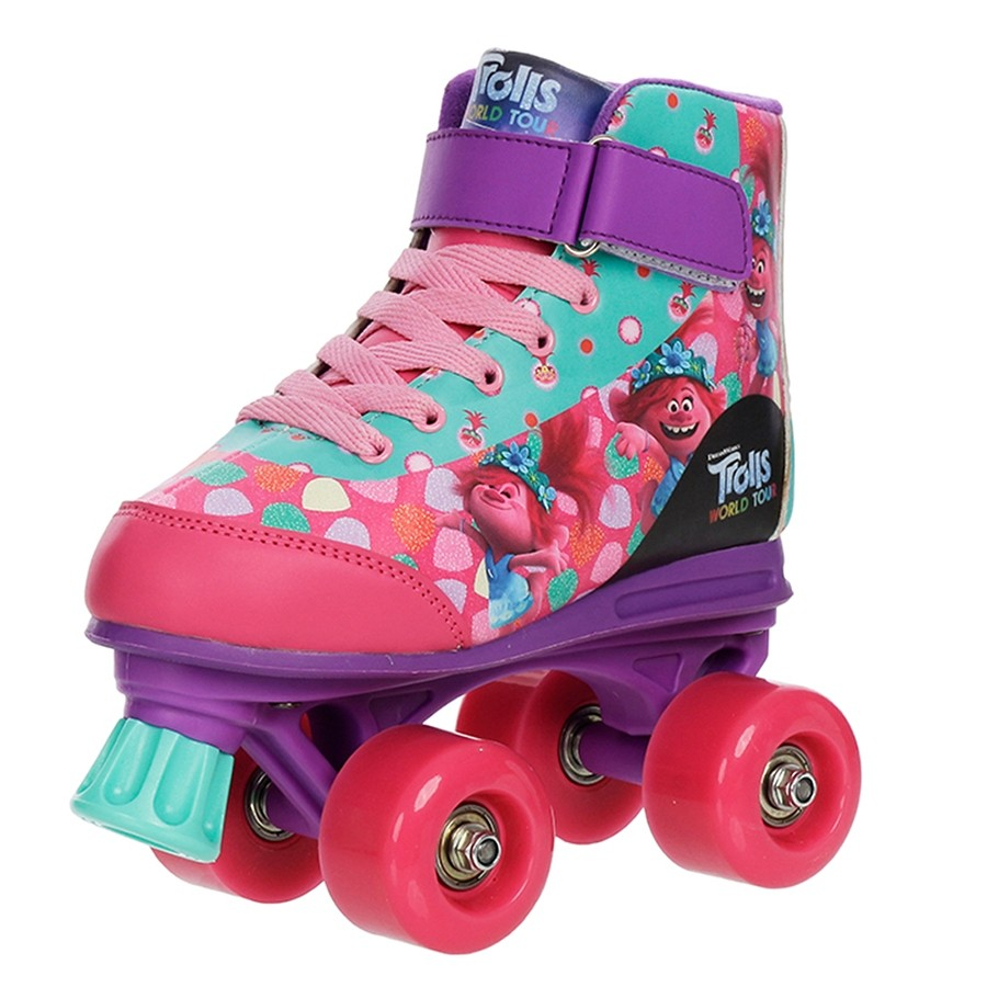Patins Quad Trolls Candy World Tour