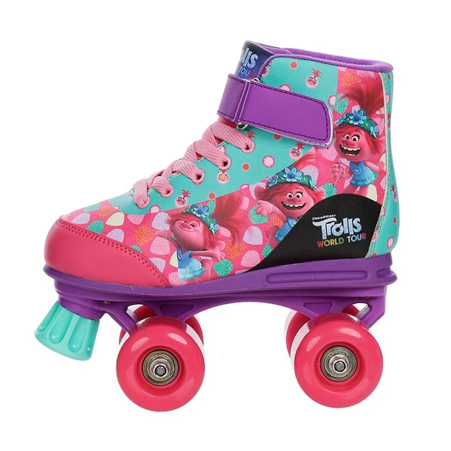 Patins Quad Trolls Candy World Tour