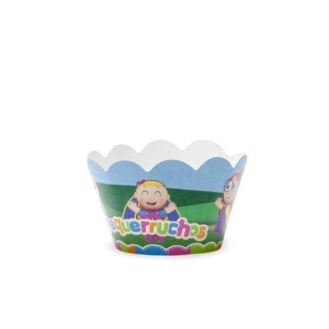 Porta Cupcake - Os Pequerruchos