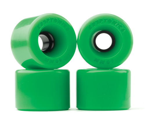 Rodas Kryptonics Star Trac Green 70MM/86A