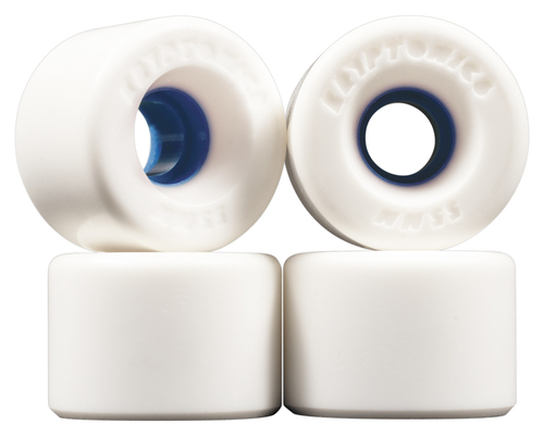 Rodas Kryptonics Star Trac White/Blue 60MM/94A