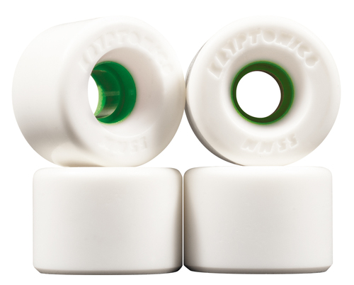 Rodas Kryptonics Star Trac White/Green 55MM/97A