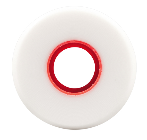 Rodas Kryptonics Star Trac White/Red 55MM/91A