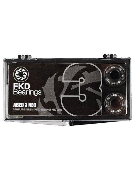 Kit de Rolamento FKD Abec 3 Neoprene