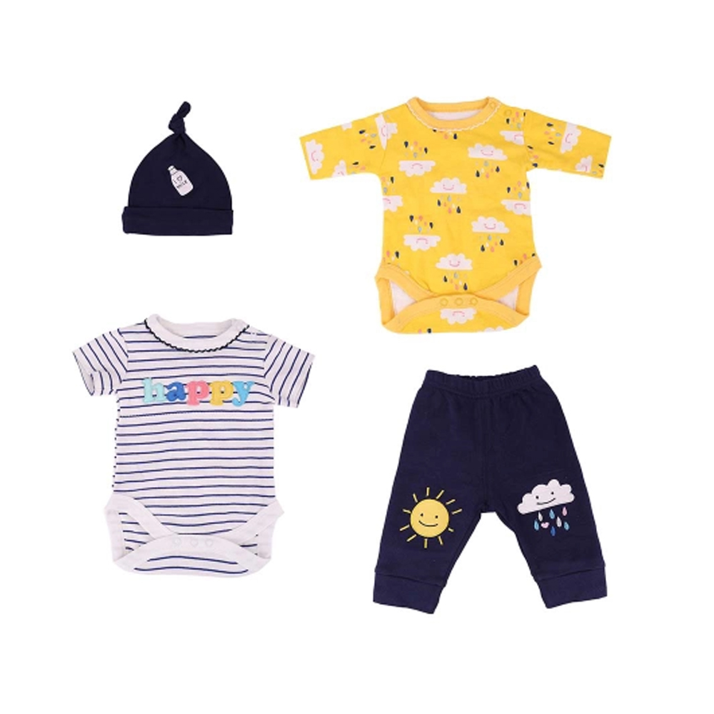 Roupa Para Boneca Bebê Reborn Menino