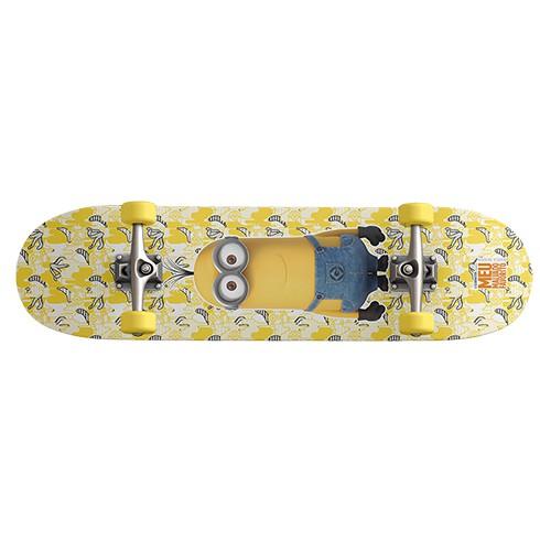Skate Minions Banana Maple 31' ABEC 5